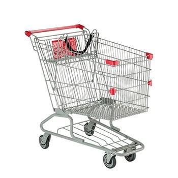 chariot de magasinage, panier d'épicerie, chariot de course | Drakkar International
