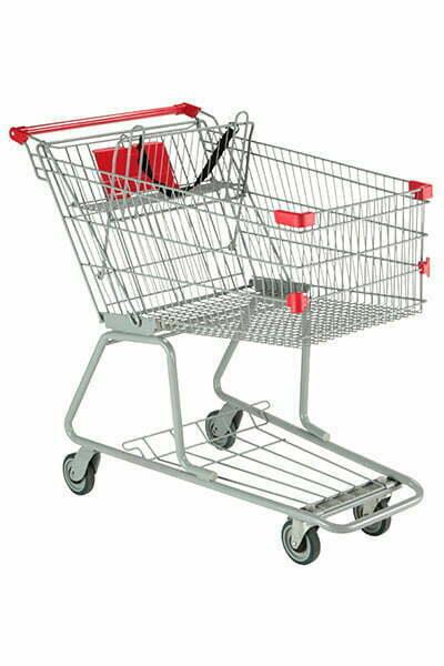 Chariot de magasinage et d'épicerie | Chariot shopping